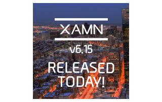 XAMN v6.15 Released Today