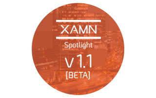 XAMN Spotlight v1.1 beta