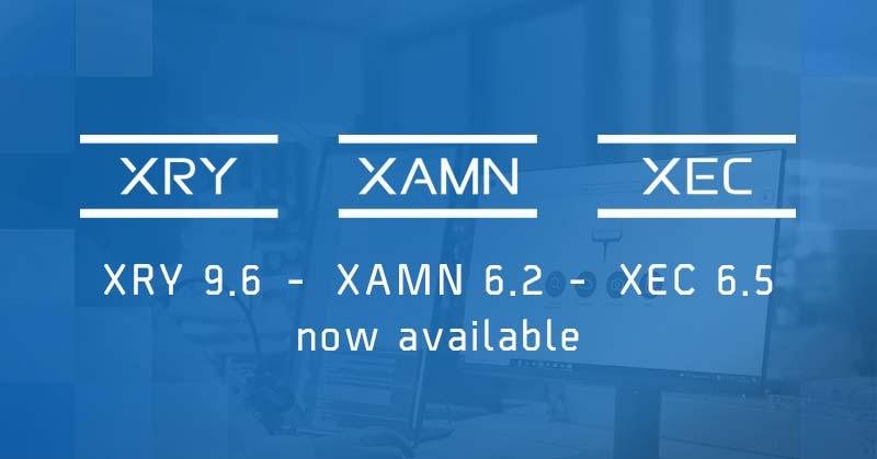 XRY 9.6 XAMN 6.2 XEC 6.5